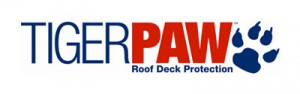 tiger paw roof deck